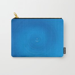 Spinning Abstract Carry-All Pouch