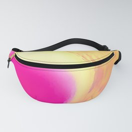 Summer Vibes Infinite Loop Fanny Pack