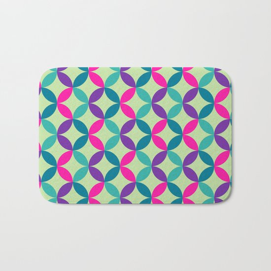 Color Switch II Bath Mat