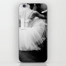 The dancer iPhone & iPod Skin