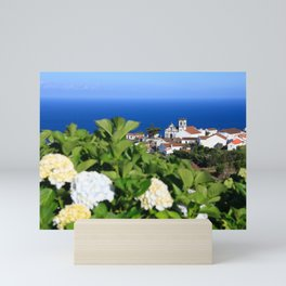 Pedreira do Nordeste Mini Art Print