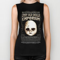 Just Old Dolls Emporium  Biker Tank