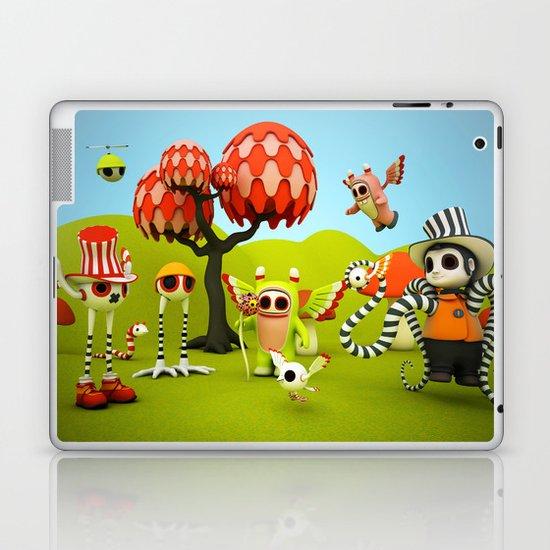 The Gathering Laptop & iPad Skin