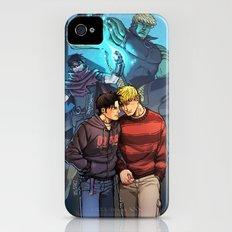 Theodore and William 13 Slim Case iPhone (4, 4s)
