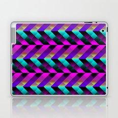 Dark Purple Laptop & iPad Skin