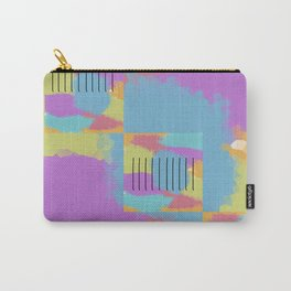 A colorful mess. Carry-All Pouch