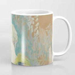"Henri de Toulouse-Lautrec ""La Clownesse Cha-U-Kao"" Coffee Mug"