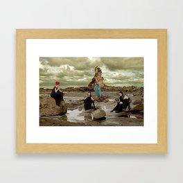 The Morai Framed Art Print