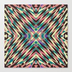 hidden circle Canvas Print