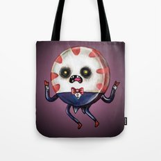 Peppermint Butler :: The Dark One Tote Bag