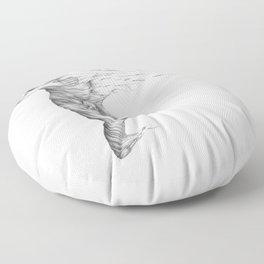 Insecurity: Unseen Floor Pillow
