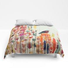 joie de vivre Comforters