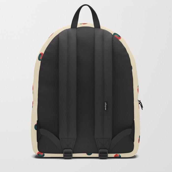 The wild ocean Backpack