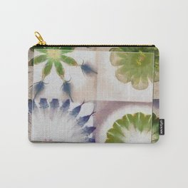 Doleritic Actuality Flower  ID:16165-074049-84781 Carry-All Pouch