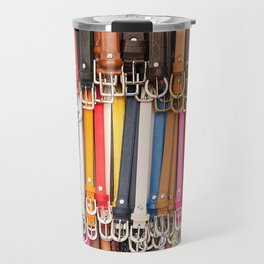 Colorful belts Travel Mug
