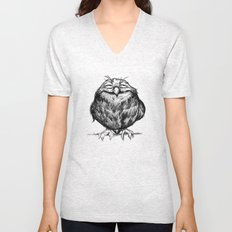 Owl Ball Unisex V-Neck