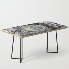 Astronomical Clock Coffee Table