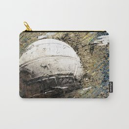 Volleyball Art Carry-All Pouch