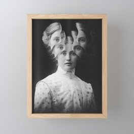 Clairvoyance / Extrasensorial Framed Mini Art Print