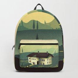 Tuscany Fairytale Backpack