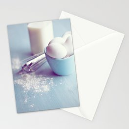 In the Kitchen-1 Stationery Cards