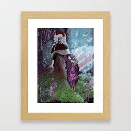 Antares Shaula Framed Art Print