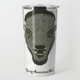 Great American West Travel Mug