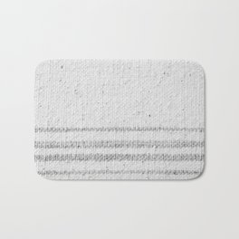VINTAGE FARMHOUSE GRAIN SACK Bath Mat