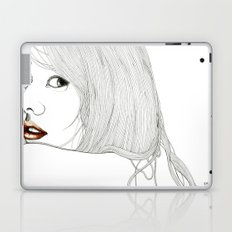 Curiously distant Laptop & iPad Skin