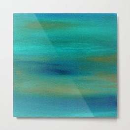 Abstract Acylic Metal Print