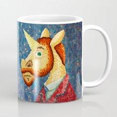 Pointillism Unicorn Mug