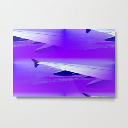 Dream of flying Metal Print