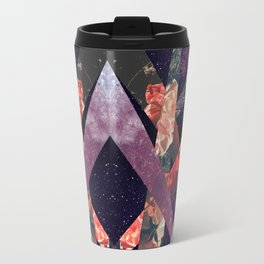 ROSES IN THE GALAXY Travel Mug