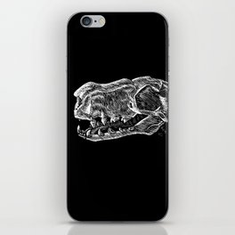 The Fig Eater iPhone Skin