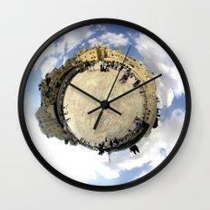 Around Jerusalem Wall Clock