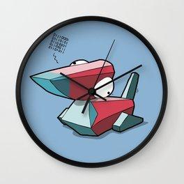 Pokémon - Number 137 Wall Clock