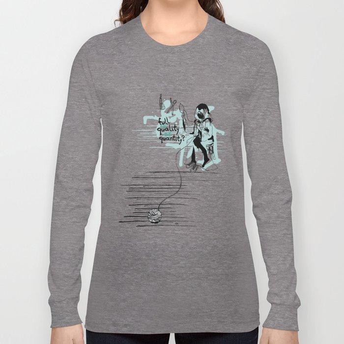 Τhe thread of life Long Sleeve T-shirt