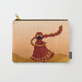 Pixelized: Journey Carry-All Pouch
