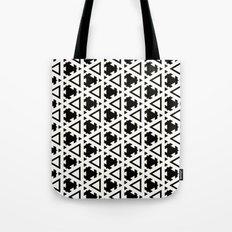 Jeremiassen Black & White Tote Bag