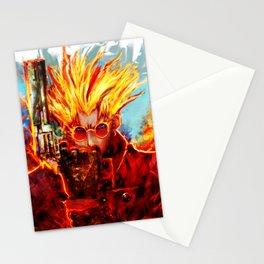 trigun Stationery Cards