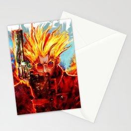 trigun Stationery Cards