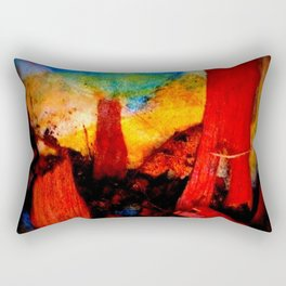 Naked Circus Rectangular Pillow