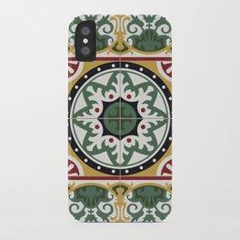 tiles.02 iPhone Case