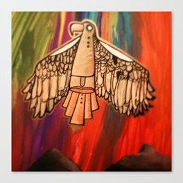 Inn air Peace Canvas Print