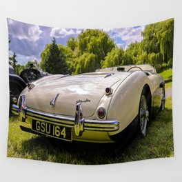 1955 Austin Healey Wall Tapestry