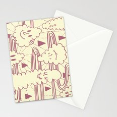 Cream Puff Stationery Cards