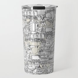 NOTTINGHAM CHAMPAGNE Travel Mug
