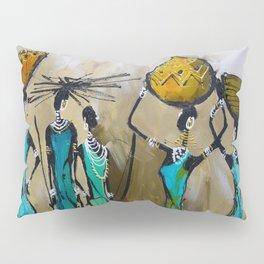 African Pride Pillow Sham