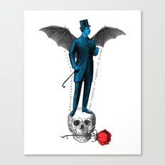 the complex of righter of wrongs Canvas Print