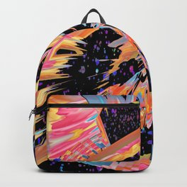 Colourful Backpack